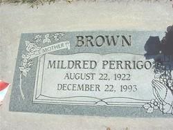 Mildred Ethel <i>Cameron</i> Brown