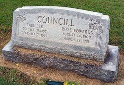 Earl Lee Councill, Sr