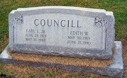 Earl Lee Councill, Jr