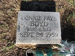 Connie Faye Boyd