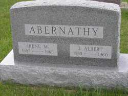 J. Albert Abernathy