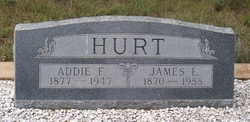 Addie Florence <i>Boruff</i> Hurt