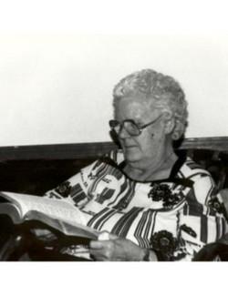 Rev Gertrude Melvina <i>Frakes</i> Stanturf