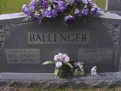 Casey J. Ballenger
