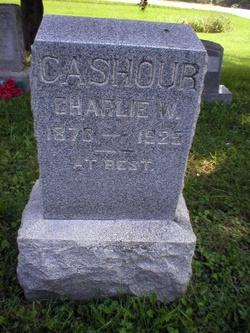 Charlie W Cashour