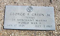 George Roland Green, Jr