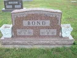 E. B. Bond