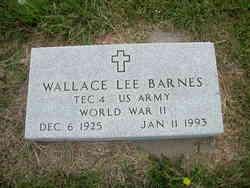 Wallace Lee Barnes