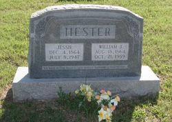 Jessie Rhoda <i>Jones</i> Hester