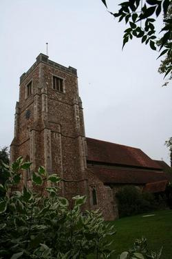 St Andrew Churchyard, Hempstead