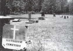 Sixteenth Cemetery