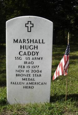 Marshall Hugh Caddy