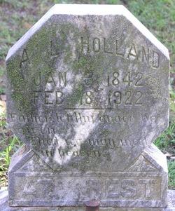 Allen Layafette Holland