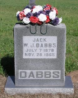 William Joseph Jack Dabbs