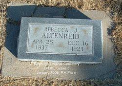 Rebecca Jaine <i>Hoover</i> Altenreid