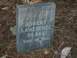 Robert Lawrence Blake