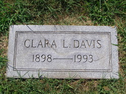 Clara L Davis