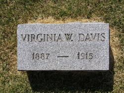Virginia W Davis