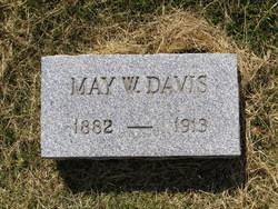 May W Davis