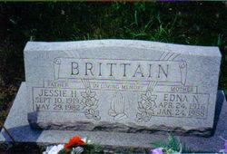 Edna Nadine <i>Dye</i> Brittain