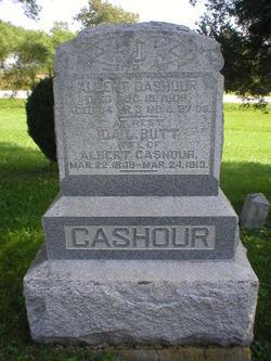Ida L <i>Butt</i> Cashour