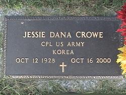 Corp Jessie Dana Crowe