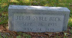 Jerri Syble Beck