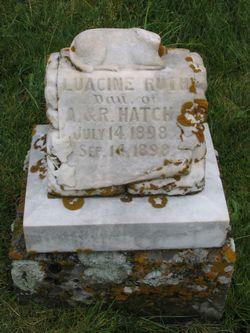 Luacine Ruth Hatch