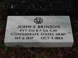 John E Brinson