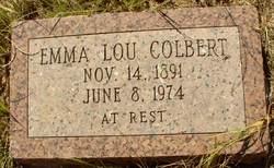 Emma Lou <i>Stewart</i> Colbert