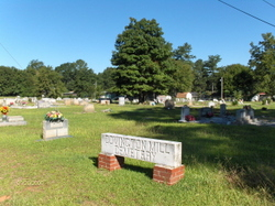 Covington Mill Cemetery