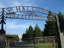 Halcumb Cemetery