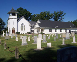 Advance United Methodist Church Cemetery