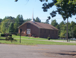 Advance First Baptist Church Cemetery