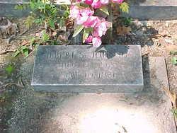 Albert Sidney Johnson