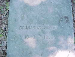 Augustus Columbus Boyer