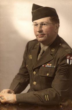 Sgt Philip Raymond Stanley