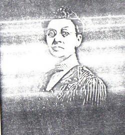 Christina Wilhemene Louisa <i>Felsman</i> Ackerman