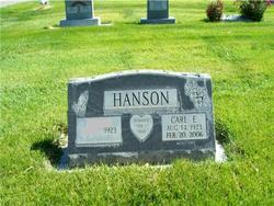 Carl E. Hanson