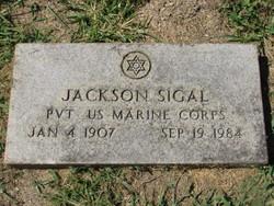 Jackson Sigal