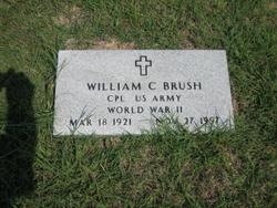 William Coke W. C Brush