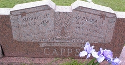 Barbara Ann <i>Petty</i> Capps