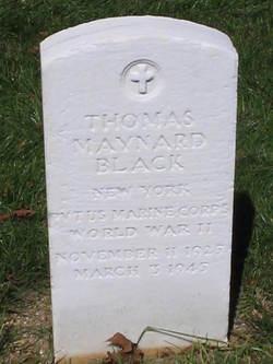 Thomas Maynard Black