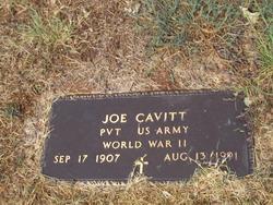 Joe Cavitt