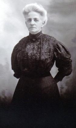 Florence Josephine <i>Bloomhuff</i> Miller
