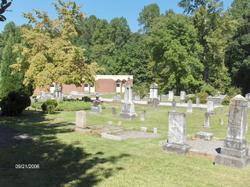 Harmony Grove Methodist Church Cemetery