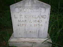 Laura Taylor <i>Kirtley</i> Kirkland