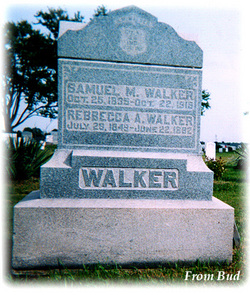 Pvt Samuel Milby Milby Walker, Sr