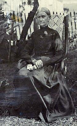 Mary M. <i>Mason</i> Brown