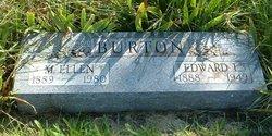 Maria Ellen <i>Armstrong</i> Burton